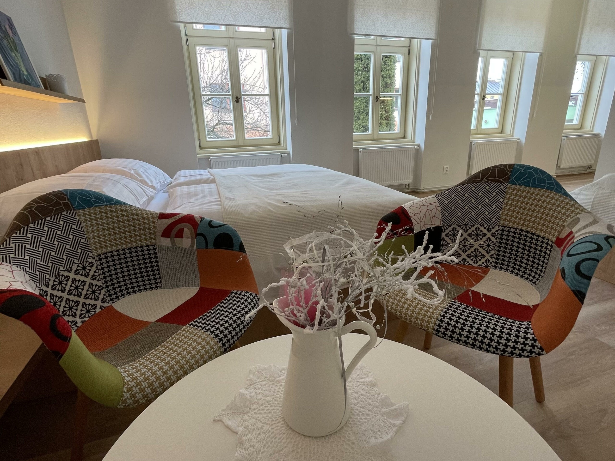 Apartmán Family - ložnice
