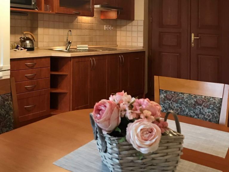 Apartmán Superior - Kuchyně
